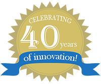 Celebrating 40 years of innovation